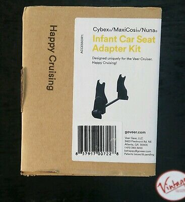 New Britax Infant Car Seat Adapter Kit for Veer