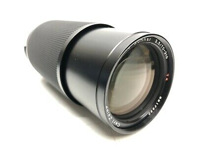 Contax Carl Zeiss Vario-Sonnar 70-210mm T* F3.5 AEG Lens for CY Mount