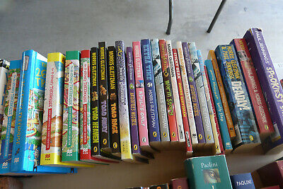 Children's and young adults' books