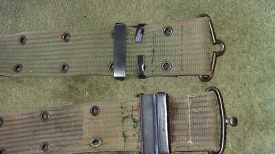 Vintage Military Webb Belt.tools,garage,shed,hunting,4x4,house,hiking,walking.