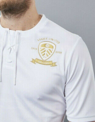 Leeds United Centenary Shirt 2019/20NEW WITH TAGS (LARGE) 100% seller