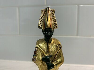 Egyptian Figure Osiris. God Egyptology Ancient Statue History