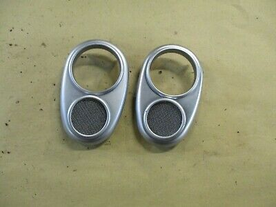 Bmw Mini Cooper S One 1.6 2005 R50 R52 R53 Harman Kardon Door Handle Covers