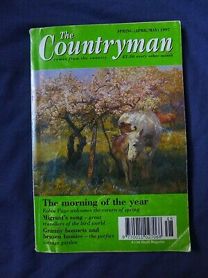 The Countryman Magazine, April May 1997 Bronte country, pigs, Norfolk, Essex