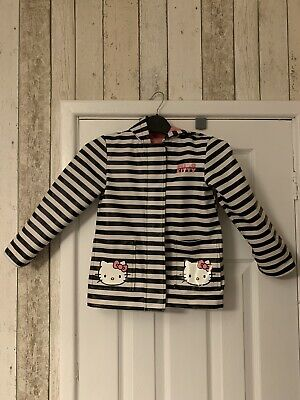 marks and spencer Hello Kitty Coat 4-5 Year Girls