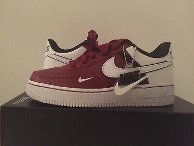Nike Air Force 1 LV8 2 youth Junior Trainers UK 3 EUR 35.5
