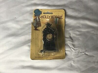 Holly Hobbie Old Fashioned Collectors Miniatures No 46 Cuckoo Clock New