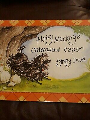 *New* Hairy Maclary & Friends Set Of 4 books By Lynley Dodd
