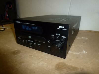 Yamaha CRX-M170 DAB CD Receiver With Remote-Sounds Superb