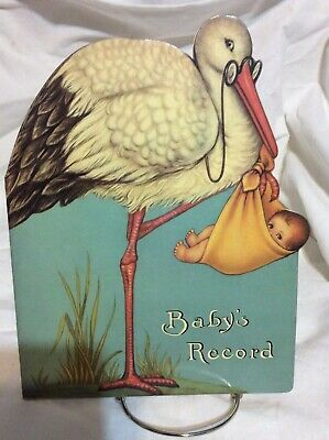 Queen Holdens, The Baby Record Book