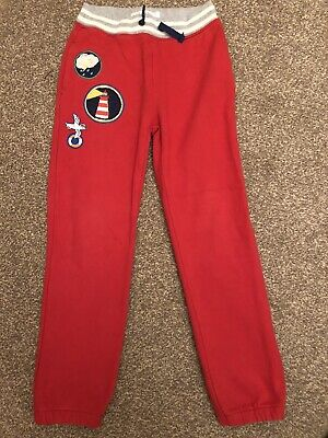 Boys Mini Boden Colourful Sweat Pants /joggers Aged 10 Years Gorgeous