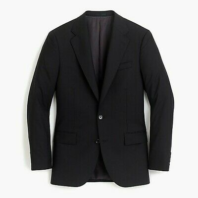 $425 J.Crew Ludlow Slim-fit 40R suit jacket in Italian wool - New with tags