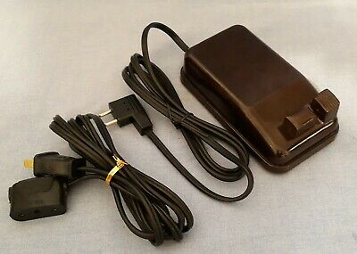 Singer 301a 401a Brown Sewing Machine 2 Prong Motor Foot Controller