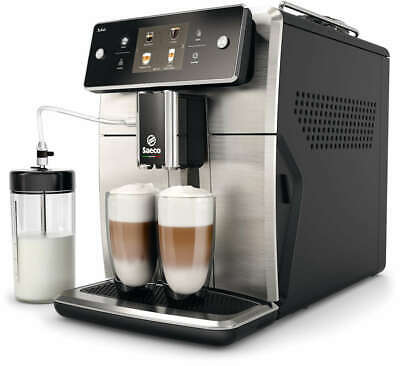 PHILIPS Saeco Xelsis Machine Espresso SM7683/00 15 Boissons Ecran Tactile