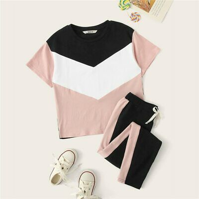 Girls 2 Piece Sports Outfit - Brand New
