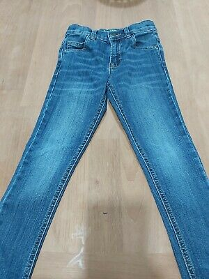Boys Bluezoo Super Skinny Jeans Age 6 Excellent Condition Hardly Worn