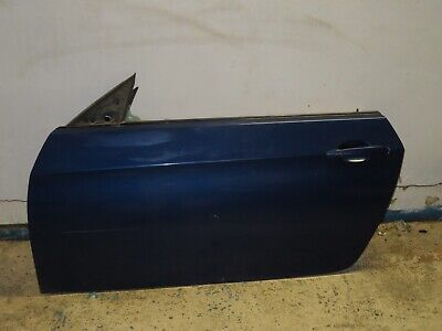 Genuine Bmw 3 Series E92 E93 Coupe Convertible 2007-13 N/S Left Door Complete