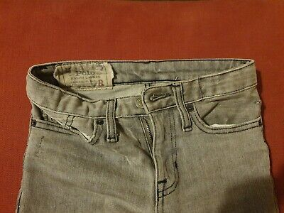 Polo Ralph Lauren Boys Jeans Size 8 Years