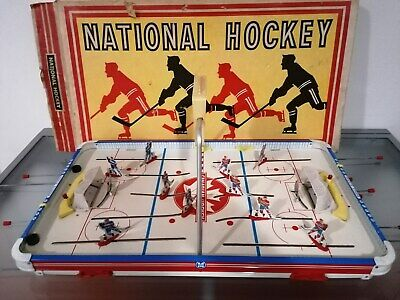 National Hockey - Retro - ca. 1960 - MUNRO - Toronto vs Montreal - Selten