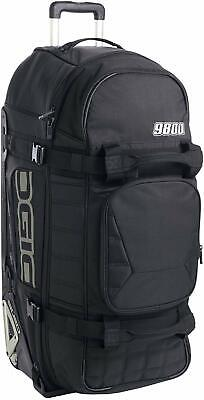 Ogio Rig 9800 Wheeled Rolling Gear Bag Suitcase Luggage - Stealth