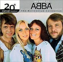 Best of Abba - Millennium Collection by Abba | CD | condition good