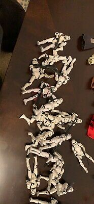 Hasbro Star Wars: Clone Trooper Action Figure Lot