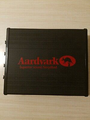 Aardvark Direct Pro Professional Studio Interface 24/96 - MIDI - 4 Mic Lines