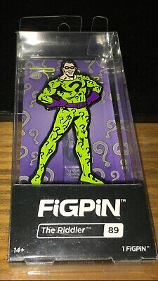 Figpin DC Classic The Riddler Collectible Pin #89 NEW