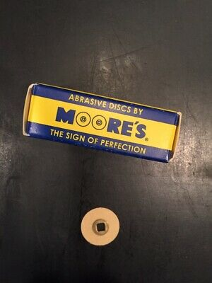 Dental Abrasive Discs  By Moore's