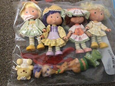 vintage strawberry shortcake dolls
