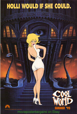Dsit Cool World Filmposter Advance + 9 Mehr Poster