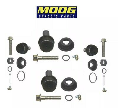 For 2011-2019 Jeep Grand Cherokee Ball Joint Front Upper Moog 89551WX 2012 2013