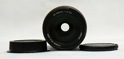 Canon EF-S 55-250mm F/4-5.6 IS Image Stabilized Telephoto Zoom Lens