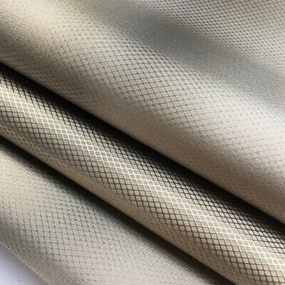 Grounding Earthing EMF RF RFID Shielding Fabric Material Protective Clothing