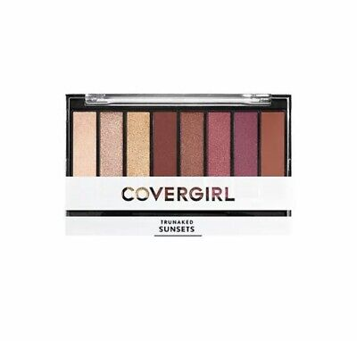 CoverGirl TruNaked Eyeshadow Palette,Sunsets5ml. Free Delivery