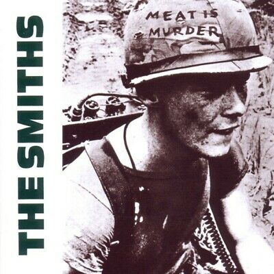 The Smiths - Meat Is Murder CD Wmi NEW