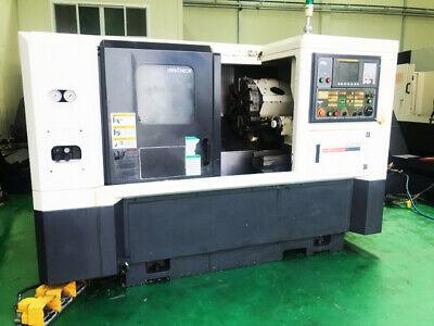 Hwacheon Hi-Tech 200B CNC Turning Center [#F]