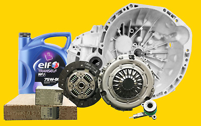 Équipement PF6 2.5+ Kit Embrayage Renault Master Trafic Opel Movano