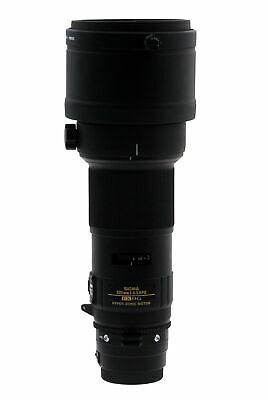 Sigma 500mm f4.5 EX DG APO HSM AF Telephoto Lens for Canon EOS (Open Box)