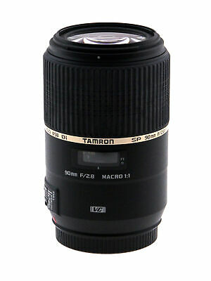 Tamron SP 90mm f/2.8 Di VC USD Macro Lens for Canon Cameras (Open Box)