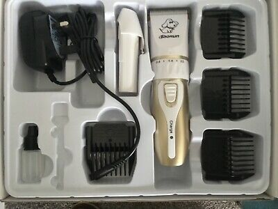 Pro Dog grooming shaver rechargeable