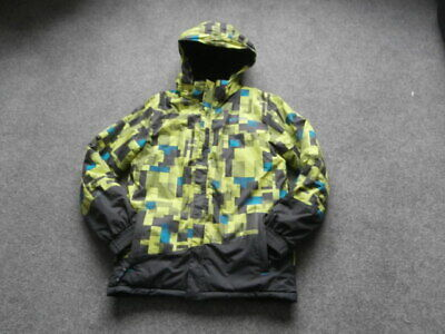 Mountain Warehouse WARM PADDED * Waterproof *Hooded Jacket Age 13 Years