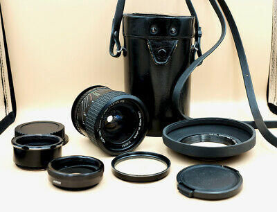 Canon EOS EF DIGITAL 28-50mm Macro Zoom Wide Angle lens kit for 600D 6D 7D 1100D