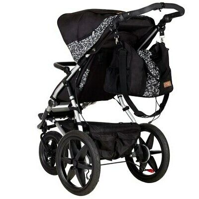 NEW Mountain Buggy Pram Satchel from Baby Barn Discounts