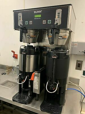 BUNN DUAL TF DBC 230 CE COFFEE BREWER FILTERED COFFEE MAKER 3 PHASE £400 + vat