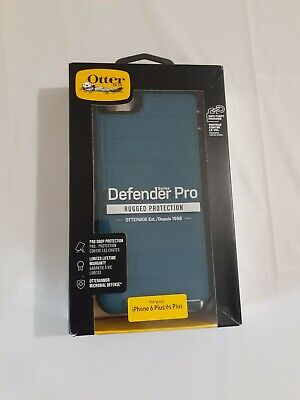 New Authentic OtterBox Defender PRO Series For iPhone 6 Plus/ 6s Plus with Clip-