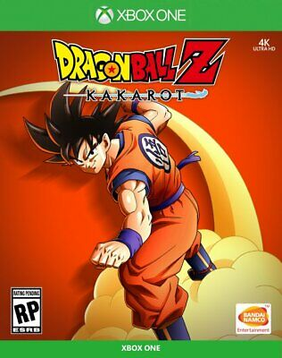 Dragon Ball Z: Kakarot Xbox One [Digital Download] Multilanguage