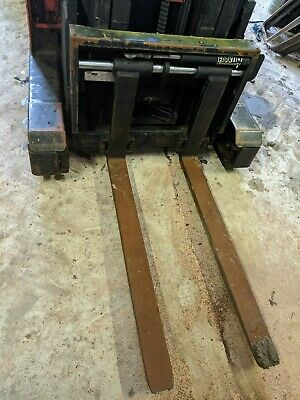 Forklift Attacnmaent - Side Shift With Forks For Reach Truck