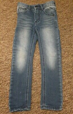 Next blue super skinny jeans age 5 years