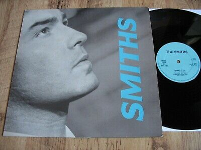 "The Smiths, Panic / Vicar In A Tutu, Uk Rough Trade 12"" Single, Indie, Plays Ex"